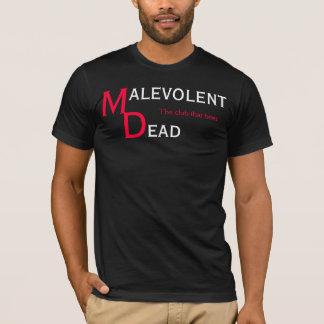 Camiseta funcionarios inoperantes malévolos