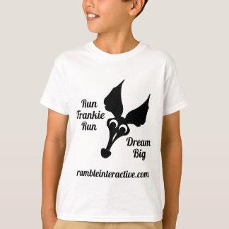 Camiseta Funcione o sonho do funcionamento de Frankie