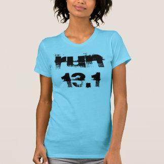 Camiseta Funcione o t-shirt 13,1 com provérbio inspirado