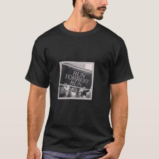 Camiseta Funcione o t-shirt do funcionamento de Forrest