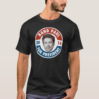 Camiseta Funcionou Paul para o presidente 2016