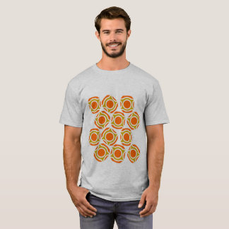 Camiseta Functual/t-shirt básico dos homens