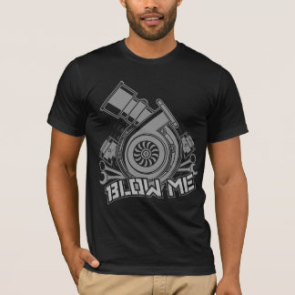 Camiseta Funda-me (o carro de Turbo)