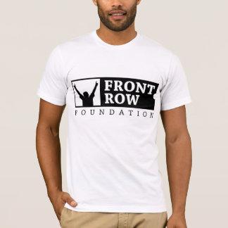 Camiseta Fundação da primeira fila - logotipo tradicional