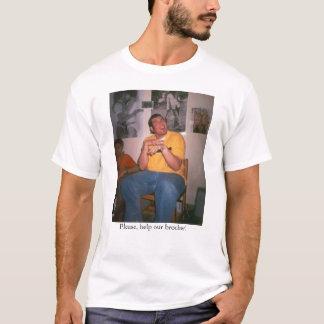 Camiseta Fundação do rick