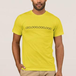 Camiseta Fundador Startup