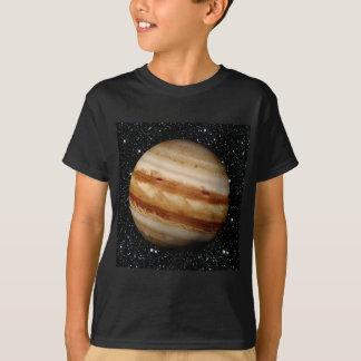 Camiseta Fundo da estrela de JUPITER v.4 do PLANETA