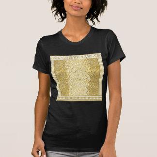 Camiseta Fundo do estilo romano