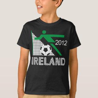 Camiseta Futebol 2012 de Ireland