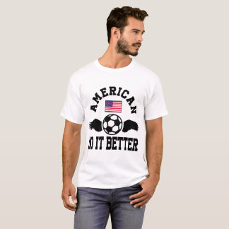Camiseta futebol americano melhora