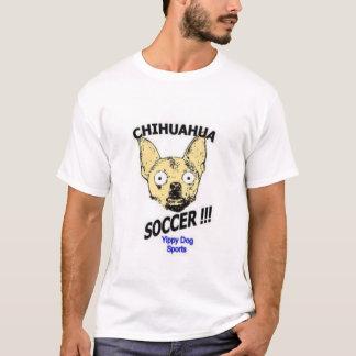 Camiseta Futebol da chihuahua!!