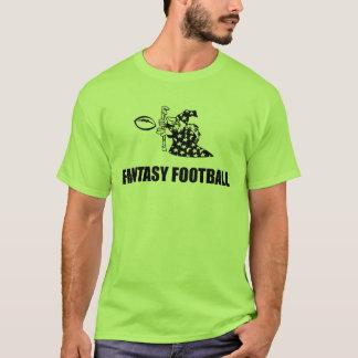 Camiseta Futebol da fantasia