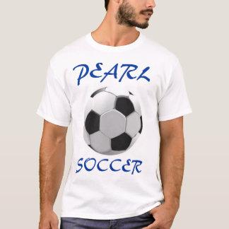 Camiseta Futebol da pérola