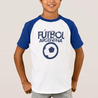 Camiseta Futebol de Argentina retro