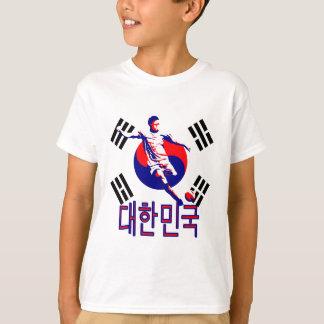 Camiseta Futebol de Coreia do Sul 2010 #2