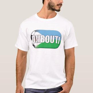 Camiseta Futebol de Djibouti