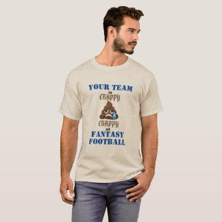 Camiseta Futebol de ínfima qualidade de ínfima qualidade da