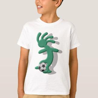 Camiseta Futebol de Kokopelli