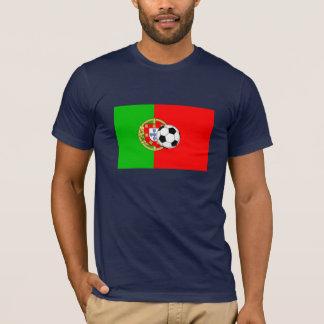 Camiseta Futebol de Portugal