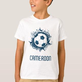 Camiseta Futebol de República dos Camarões