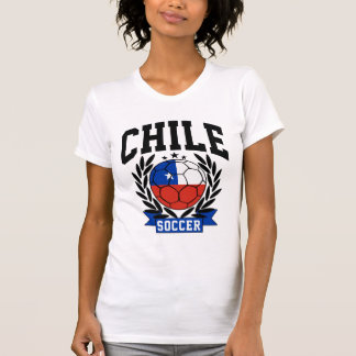 Camiseta Futebol do Chile