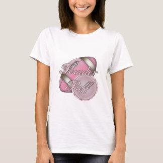 Camiseta Futebol do sopro de pó
