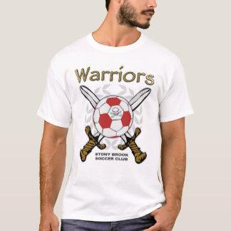 Camiseta Futebol dos guerreiros