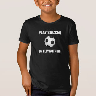 Camiseta Futebol ou nada do jogo