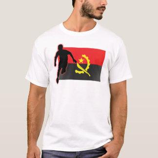 Camiseta Futebol run4 de Angola