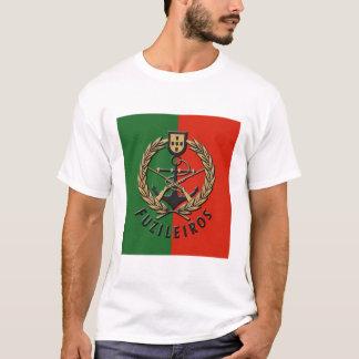 """Camiseta Fuzileiros navais portugueses """"Fuzileiros """" do"""