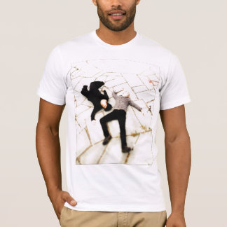 Camiseta G.D. T-shirt americano do roupa (1) dos homens