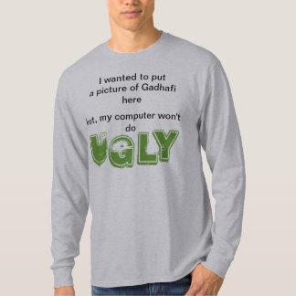 Camiseta Gadhafi