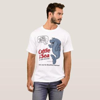 Camiseta Gado do mar - peixe-boi máximo