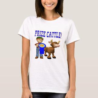 Camiseta Gado premiado
