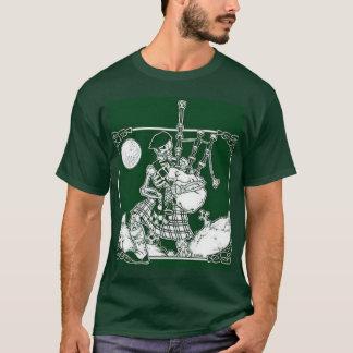 Camiseta Gaiteiro de esqueleto