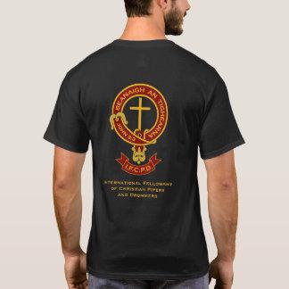 Camiseta Gaiteiros e bateristas cristãos - IFCPD