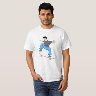 Camiseta Gajo do patinador