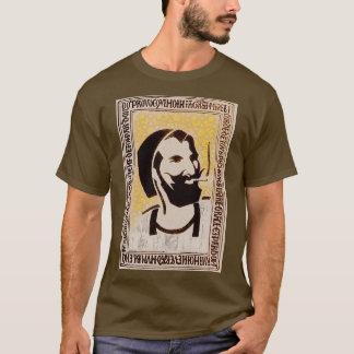 Camiseta Gajo e leão de Smokin com suas palavras