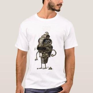 Camiseta gajo-- gire ao redor