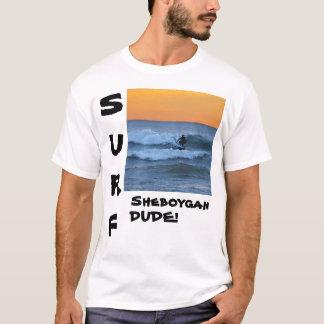 Camiseta gajo sheboygan do surf