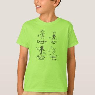 Camiseta Gajos do skate
