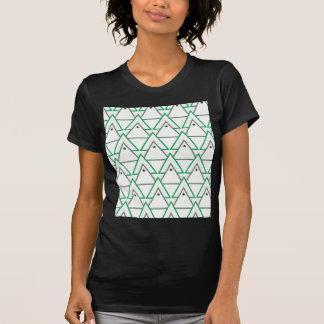 Camiseta galáxia do triângulo
