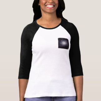 Camiseta Galáxia em meu coração