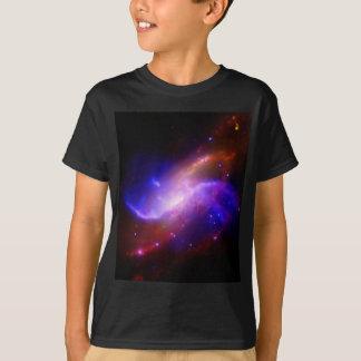 Camiseta Galáxia espiral M106 da NASA