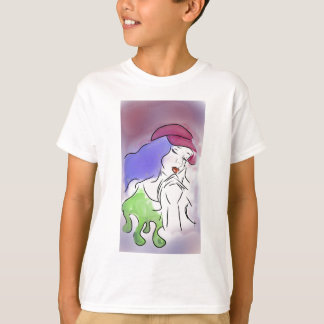 Camiseta Galáxia tóxica