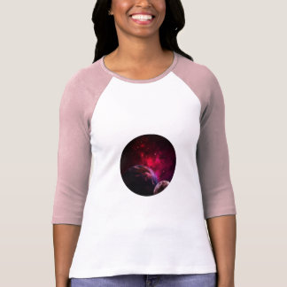 Camiseta Galaxy Purple 1 - Gláxia roxa