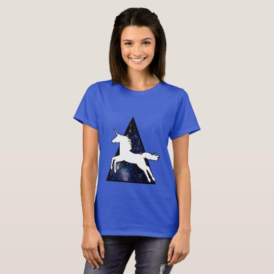 Camiseta Galaxy unicorn