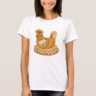 Camiseta Galinha 2
