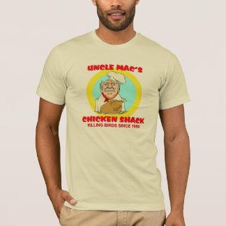 Camiseta Galinha Barraca do tio Mac