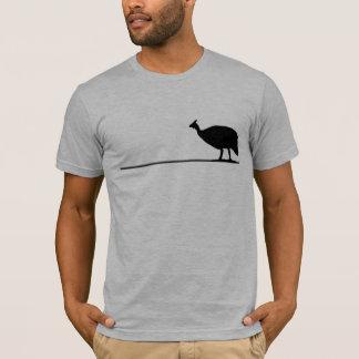 Camiseta Galinha-do-mato - parte dianteira somente